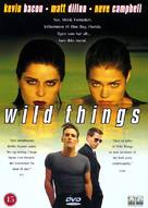 Wild Things - Danish Movie Cover (xs thumbnail)