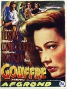 Whirlpool - Belgian Movie Poster (xs thumbnail)