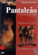 Pantaleón y las visitadoras - Brazilian Movie Cover (xs thumbnail)