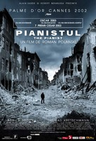 The Pianist - Romanian Movie Poster (xs thumbnail)