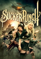 Sucker Punch - DVD movie cover (xs thumbnail)