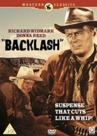 Backlash - British DVD movie cover (xs thumbnail)