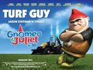 Gnomeo and Juliet - British Movie Poster (xs thumbnail)