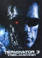 Terminator 3: Rise of the Machines - German poster (xs thumbnail)