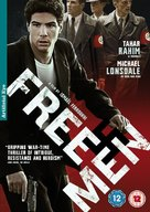 Les hommes libres - British DVD cover (xs thumbnail)