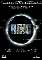 The Ring - German DVD cover (xs thumbnail)