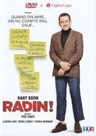 Radin! - French DVD cover (xs thumbnail)