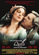 Quills - German Movie Poster (xs thumbnail)