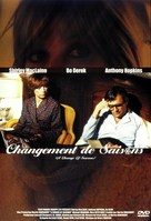 A Change of Seasons - French DVD movie cover (xs thumbnail)