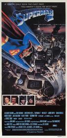 Superman II - Australian Movie Poster (xs thumbnail)