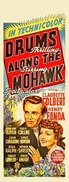 Drums Along the Mohawk - Australian Movie Poster (xs thumbnail)