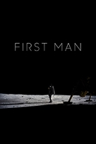 First Man - Movie Cover (xs thumbnail)
