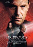 Mr. Brooks - Swedish Movie Poster (xs thumbnail)