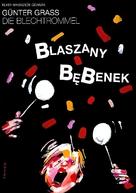 Die Blechtrommel - Polish Movie Poster (xs thumbnail)