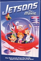 Jetsons: The Movie - DVD cover (xs thumbnail)