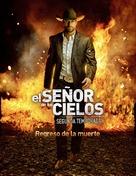 """""""El Señor de los Cielos"""" - Movie Poster (xs thumbnail)"""