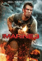 The Marine: Homefront - French DVD cover (xs thumbnail)