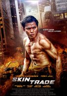 Skin Trade - Singaporean Movie Poster (xs thumbnail)