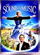 The Sound of Music - DVD movie cover (xs thumbnail)