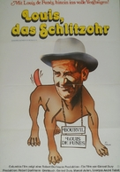 Corniaud, Le - German Movie Poster (xs thumbnail)