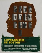 The Boston Strangler - French Movie Poster (xs thumbnail)