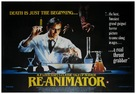Re-Animator - British Movie Poster (xs thumbnail)