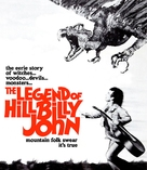 The Legend of Hillbilly John - Movie Cover (xs thumbnail)