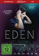 Eden - German DVD cover (xs thumbnail)