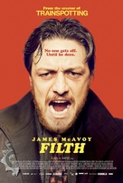 Filth - Movie Poster (xs thumbnail)