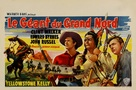 Yellowstone Kelly - Belgian Movie Poster (xs thumbnail)