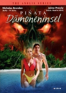 Demon Island - German DVD cover (xs thumbnail)