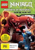 """Ninjago: Masters of Spinjitzu"" - Australian DVD movie cover (xs thumbnail)"
