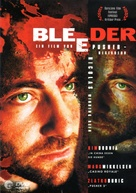 Bleeder - German DVD cover (xs thumbnail)