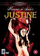 Justine de Sade - British Movie Cover (xs thumbnail)