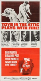 Toys in the Attic - Movie Poster (xs thumbnail)