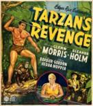 Tarzan's Revenge - British Movie Poster (xs thumbnail)