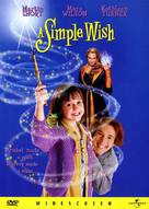 A Simple Wish - DVD movie cover (xs thumbnail)