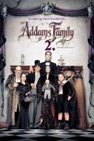 Addams Family Values - Hungarian Movie Cover (xs thumbnail)