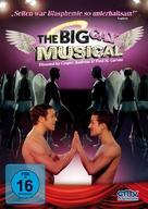 The Big Gay Musical - German Movie Poster (xs thumbnail)