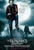 Cirque du Freak: The Vampire's Assistant - Dutch Movie Poster (xs thumbnail)