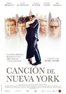 The Only Living Boy in New York - Spanish Movie Poster (xs thumbnail)