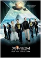X-Men: First Class - Slovak Movie Poster (xs thumbnail)