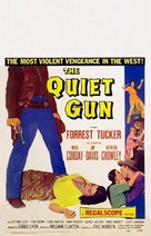 The Quiet Gun - Movie Poster (xs thumbnail)
