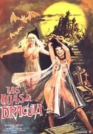Vampyres - Spanish Movie Poster (xs thumbnail)