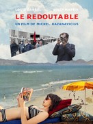 Le redoutable - French Movie Poster (xs thumbnail)