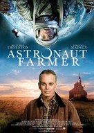 The Astronaut Farmer - German Movie Poster (xs thumbnail)