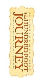 The Hundred-Foot Journey - Logo (xs thumbnail)