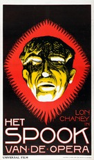 The Phantom of the Opera - Dutch Movie Poster (xs thumbnail)