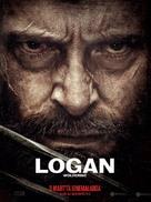 Logan - Turkish Movie Poster (xs thumbnail)