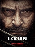 Logan - Turkish Movie Poster (xs thumbnail)